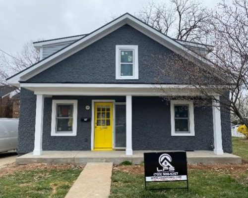 Full Home Renovation Historic District